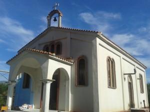 Εκκλησία Αγ. Βαραδάτου